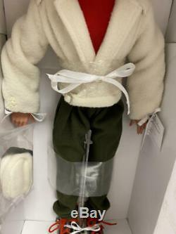 Ashton Drake Gene Trent Skiing Or She-ing Doll & Outfit Set Nrfb