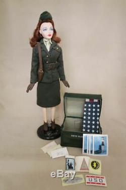 Ashton-Drake Gene, WWII Hero Collection, 6 Dolls with Accessories