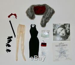 Ashton Drake Gene and Madra doll clothing and doll memorabilia lot