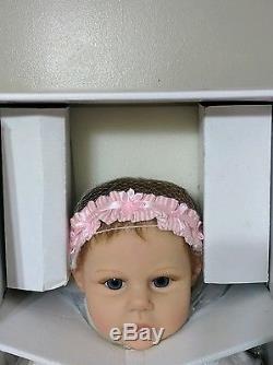Ashton Drake Hugs From Hailey Lifelike Baby Doll