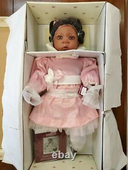 Ashton Drake Jasmine, Pretty In Pink, African American (Hard To Find)