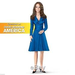 Ashton Drake Kate Middleton Royal Engagement Fashion Doll