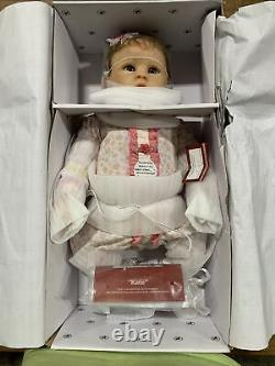 Ashton Drake Katie Baby Doll Real Touch NEW IN BOX by Linda Murray