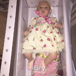 Ashton Drake Lily Rose Silicone Doll
