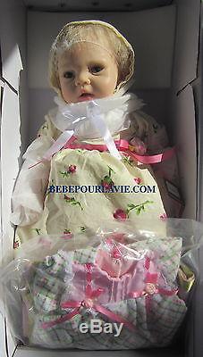Ashton Drake Lily Rose By Doll Artist Michelle Fagan