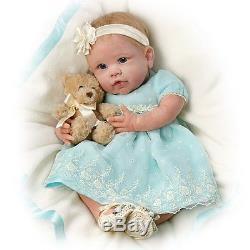 Ashton Drake Linda Murray You Are So Beautiful Lifelike Baby Doll