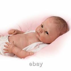 Ashton Drake Little Grace So Truly Lifelike Baby Doll by Linda Murray