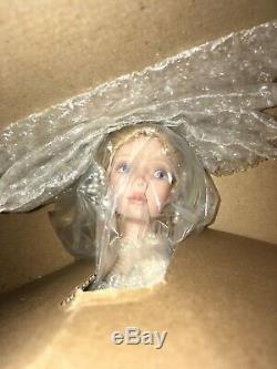 Ashton Drake MELODY Porcelain Bride Doll, Cindy McClure
