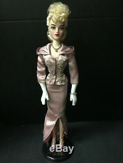 Ashton Drake Madra Doll Stolen Moments Mel Odom Gene Stand Box 38260 #3