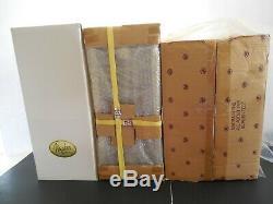 Ashton Drake Madra's Screen Test Trunk Set Coa Le #140/1000 Fao Toy Catalog Nrfb