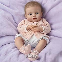 Ashton Drake Marissa May So Truly Real Poseable Abby Rose Girl Doll NEW NIB