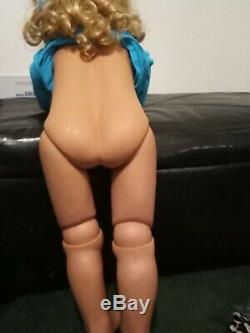 Ashton Drake Master Doll Blonde by Monika Peter-Leicht 34inch with extras