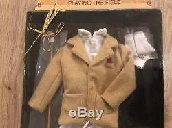 Ashton-Drake Mel Odom Gene Trent Doll Outfit Costume PLAYING THE FIELD NIB