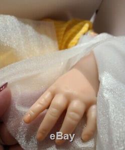 Ashton Drake Owl Always Love You RealTouch vinyl Baby Doll