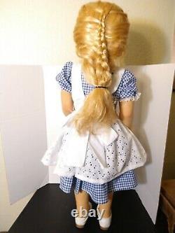 Ashton Drake Patti Playpal With Blonde Wig & New Dress See Photos