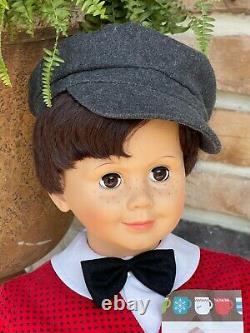 Ashton Drake Peter Playpal 37 Doll Vintage New Discontinued