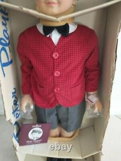 Ashton Drake Peter Playpal Reproduction Doll 37 Friend of Patti Playpal With Box