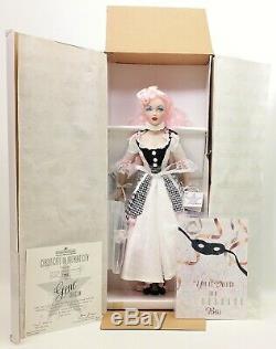 Ashton Drake Pierrette Gene Doll NIB