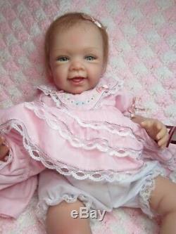 Ashton Drake Pretty In Pink by Waltraud Hanl, simply precious