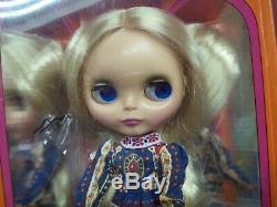 Ashton Drake Pretty Paisley Blythe Doll Nib