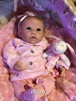 Ashton Drake Reborn Partial Silicine Claire By Linda Murray #34