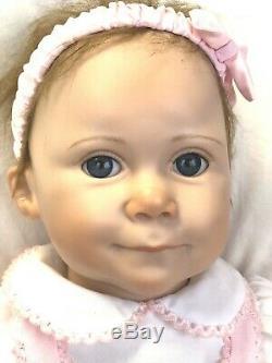 Ashton Drake Rotraut Schrott Elizabeth, Precious in Pink Girl Doll