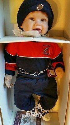 Ashton Drake Ryan The Future Qb All Star So Truly Real Doll By Bonnie Chyle