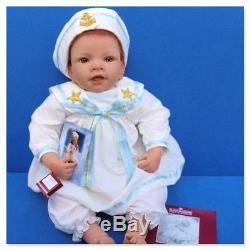 Ashton Drake SMILE AWHILE, ABIGAIL Baby Girl Doll By Waltraud Hanl