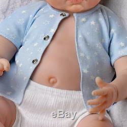 Ashton Drake SWEET BABY LIAM Boy Doll 20 So Truly Real Baby Doll Linda Murray