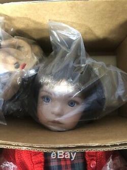 Ashton Drake Schoolgirl Jenny Doll New in Box