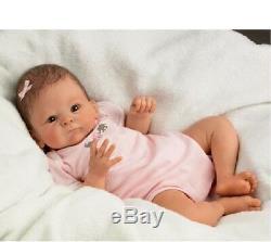 Ashton Drake So Real Precious Little Ones Little Peanut Baby Doll Tasha Edenholm