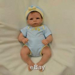 Ashton Drake So Truly Precious Little Ones Cuddle Kitten Baby Doll Edenholm 17