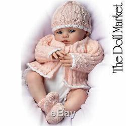 Ashton Drake So Truly Real Abby Rose baby doll NIB