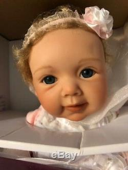 Ashton Drake So Truly Real Adorable Addison Baby Doll In Stock Now