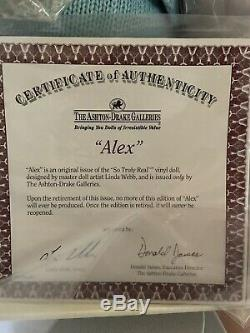 Ashton Drake So Truly Real Alex