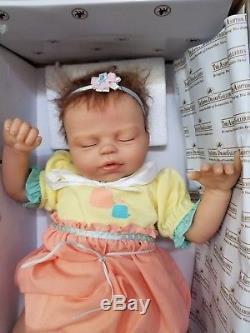 Ashton Drake So Truly Real Baby Of Mine 15 Vinyl Doll COA