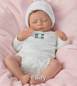 Ashton-Drake So Truly Real Breathing Lifelike Baby Doll Ashley Baby Dollssweet