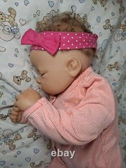 Ashton Drake So Truly Real Breathing Lifelike Sophia Doll by Linda Murray