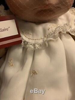 Ashton -Drake So Truly Real Doll Claire