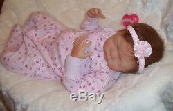 Ashton Drake So Truly Real Waltraud Hanl Sweet Dreams Bella Magnetic Paci