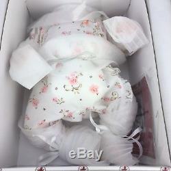 Ashton Drake Sophia Lifelike Baby Girl Doll Artist Linda Murray So Truly Real