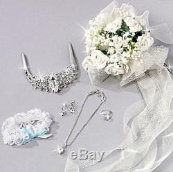 Ashton Drake Touch Of Elegance Bride Doll