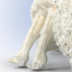 Ashton Drake Touch Of Elegance Porcelain Bride Doll by Cindy McClure