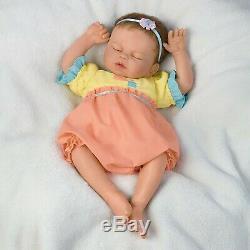 Ashton Drake Violet Parker Baby Of Mine Lifelike Baby Girl Doll So Truely Real