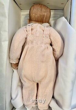 Ashton Drake Welcome Home Baby Emily 20 Vinyl Doll with Box & CoA