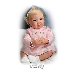 Ashton-Drake Your Picture Perfect Baby Lifelike Baby Doll So Truly Real