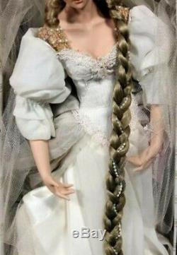 Ashton drake Cindy Mcclure Rapunzel Bride doll Rare