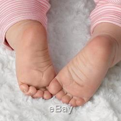 Audrey's Crawling! Ashton Drake Doll by Ping Lau 15.5 inches