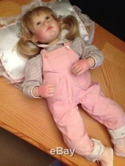 Baby Chloe Realistic Baby Girl Doll Ashton Drake Julie Fischer