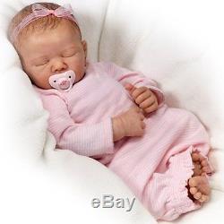 Baby Doll Rock-A-Bye Baby Doll by Ashton Drake
